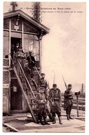 6740 - Grève Des Cheminots Du Nord ( 1910 ) - Poste D'aiguillage Occupé Et Mis En Action Par La Troupe - N°14 - - Huelga