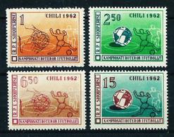Albania Nº 581/4 (año 1962) Nuevo - Albania