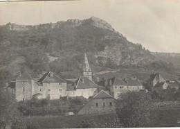 Photo Vers 1900 BAUME-LES-MESSIEURS - Ancienne Abbaye (A219, Ww1, Wk 1) - Autres Communes