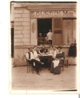 Au Restaurant Maison Bourdin En Famille Ou Entre Amis  Anonyme - Orte