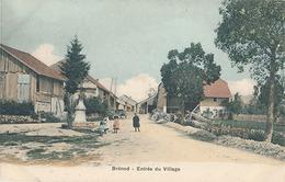 BRENOD - ENTREE DU VILLAGE - France