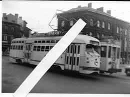 Charleroi, PCC 10407, 31 Juli 55, Foto R. Temmerman - Trains
