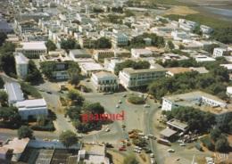 DJIBOUTI Vue Aérienne Station Essence TOTAL - Djibouti
