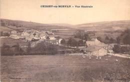 71 - CHISSAY En MORVAN : Vue Générale - CPA Village ( Hameau De 275 Habitants ) - Saône Et Loire - France