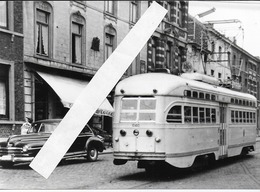 Charleroi Gosselies, PCC 10410, 11 Sept 51, Foto J.M. Meredith - Trains