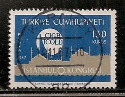 TURQUIE  N°    1844      OBLITERE - 1921-... République