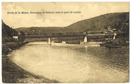 Lustin: Pont De Lustin. (2 Scans) - België