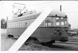 Charleroi Jumet, PCC 10407, Mei 1960, Foto E. De Backer - Treinen