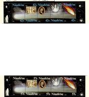 Niuafo'ou - Tonga 1986 Y&T N°62 à 71 - Michel N°65 à 74 *** - Comète De Halley - Tonga (1970-...)