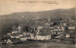 12140           DURAVEL    VUE GENERALE PRISE DE L EST - Other Municipalities