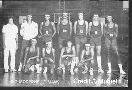 72  Sarthe SC Moderne - Basket-ball
