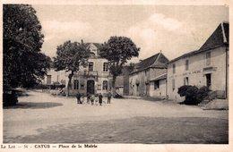12141          CATUS   PLACE DE LA MAIRIE - Other Municipalities