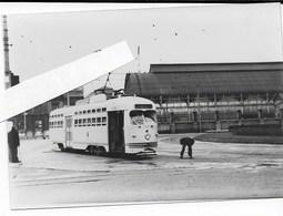 Charleroi, PCC 10404, 29 Nov 1950, Lijn 62, Foto H. De Herder - Trains