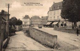 12144        GOURDON   TOUR DE VILLE - Gourdon