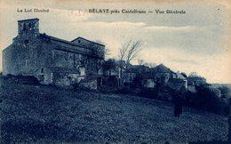 12147         BELAYE   VUE GENERALE - Other Municipalities