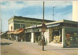 CPM Sartrouville Le Centre Commercial Rue Thiers - Sartrouville