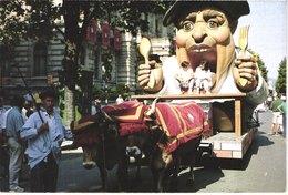 ES BILBAO - Gargantua - Géant - Animée - Belle - Carnaval