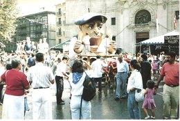 ES BILBAO - Gargantua Y Los Gigantes - Géant - Animée - Belle - Carnaval
