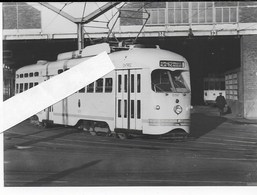 Charleroi Depot, PCC 10397, 29 Nov 1950, Foto H. De Herder - Trains