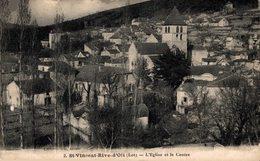 12152      ST VINCENT RIVE D OLT   L EGLISE ET LE CENTRE - Other Municipalities