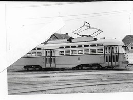 Charleroi Jumet Depot? PCC 10407, 1959, Foto De Backer? - Treinen