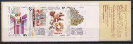 ESPAÑA 1986 CARNET Nº 2825-C NUEVO - Blocs & Hojas