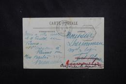 FRANCE / ALGÉRIE - Carte Postale De Biskra Pour Fort Polignac ( Algérie ) Et Redirigé Vers La France En 1913 - L 53078 - Storia Postale