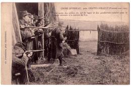 6742 - Usseau ( 86 ) - Crime D'Usseau Près Chatellerault (Mai 1905 ) -Ch. Arambourou Phot. à Ch. - - Other Municipalities