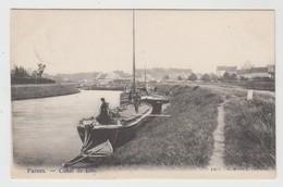 Furnes  Veurne   Canal De Loo    Edit H Morez - Veurne