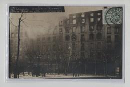 Saint Etienne Explosion Dynamite 20 Mars 1907 - Lieux