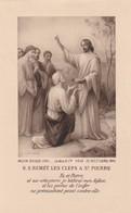 MIERMAIGNE IMAGES PIEUSES SOUVENIR DE MES NOCES D OR  ANNEE 1948 BOUILLET CURE DE MIERMAIGNE - Santini