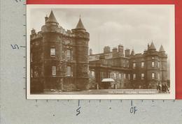 CARTOLINA NV REGNO UNITO - EDINBURGH - Holyrood Palace - 9 X 14 - Midlothian/ Edinburgh