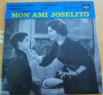 45 Tours - JOSELITO Chansons Du Film (Canciones De La Pelicula) MON AMI JOSELITO - RCA 75.730 - Vinyl-Schallplatten