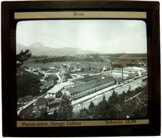 BROC - SUISSE - Plaques De Verre