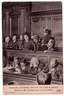 6744 - Evenements , Justice , Procès - Madame Steinheil Devant La Cour D'assise - Cliché. Branger - E.L.D. - - Other
