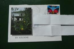 Enveloppe Lettre  EN SOLOGNE  REF E9900401 - Autres