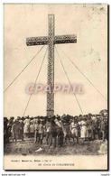 CPA Croix Du Colombier - France