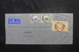 KENYA OUGANDA TANGANYIKA - Enveloppe De Mombasa Pour Madagascar En 1937 - L 53104 - Kenya, Uganda & Tanganyika
