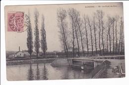 AUXERRE - 79 - Le Pont De Gien - Auxerre