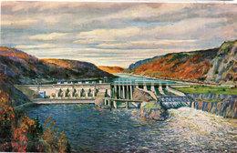 Aménagement De BEAUMONT (Québec) Barrage.....(117994) - Sin Clasificación