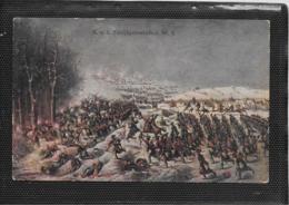 AK 0427  K. U. K. Feldjägerbataillon - Gefecht Bei Oeversee Am 6. Februar 1864 - Manöver