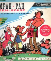 33T Oumpah Pah Le Peau Rouge De Goscinny Et Uderzo Une Histoire Du Journal Tintin - Kinderlieder