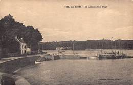 LA FORET FOUESNANT  -  Le Chemin  De La Plage ( Edts Villard 7114) - La Forêt-Fouesnant
