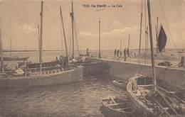 LA FORET FOUESNANT  -  La Cale ( Edts Villard 711) - La Forêt-Fouesnant
