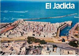 CPM El Jadida Vue Aerienne - Morocco