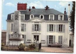 Bievres. La Mairie  Edit Cim. .Automobile Voiture Peugeot 403 - Bievres