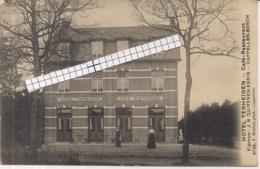 """CAPPELLENBOSCH-KAPELLEN""""HOTEL TERHEIDEN-QUIRYNEN KENIS""""HOELEN 6726 UITGIFTE 1912 - Kapellen"""