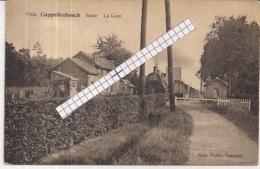 """CAPPELLENBOSCH -KAPELLEN""""DE STATIE MET STOOMTREIN-LA GARE""""HOELEN 9506 UITGIFTE 1926 - Kapellen"""