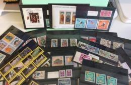 Lot Timbres Neufs, Monde Afrique,Amérique,Asie,Europe,Pays Voir Photos (n°10) - Stamps