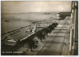 Lotto N° 5 Cartoline Taranto Anno 1948 Viaggiate (04-08) - Taranto